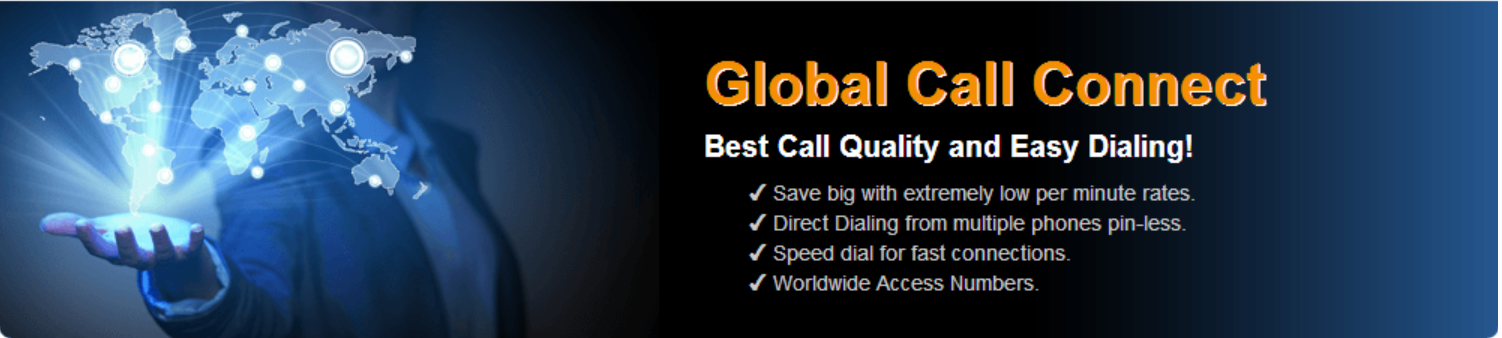 global call connect
