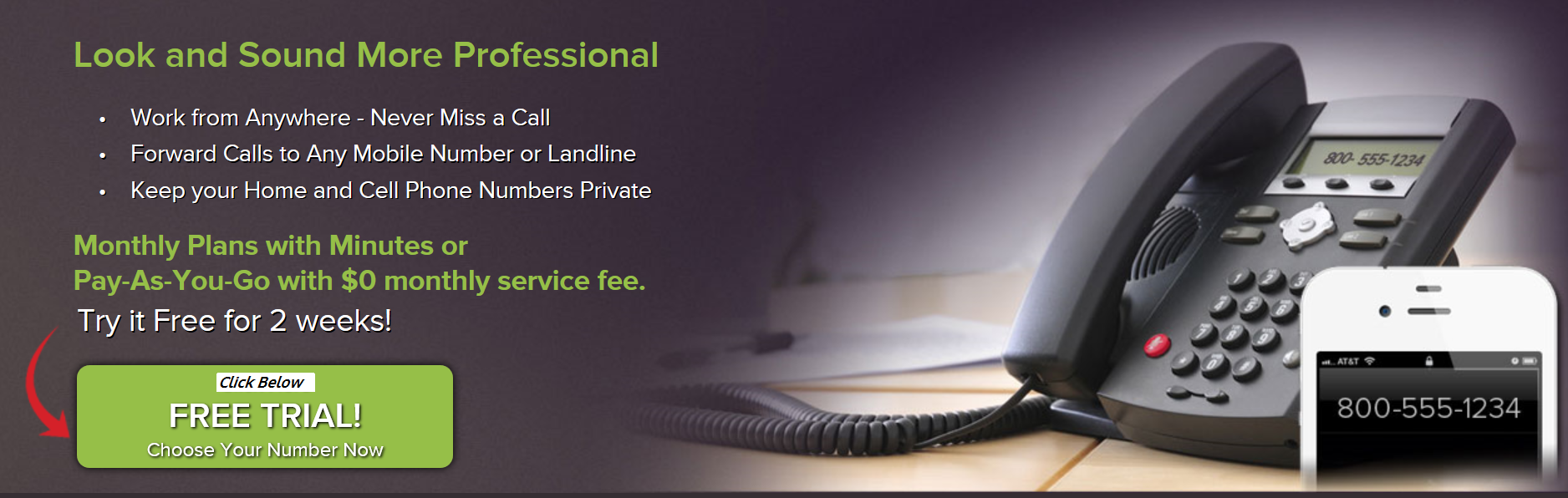 Toll Free Voicemail : Free Voicemail Features Benefits